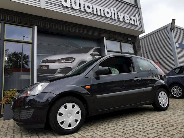 Ford Fiesta 1.3-8V Champion AIRCO APK 2007! facelift