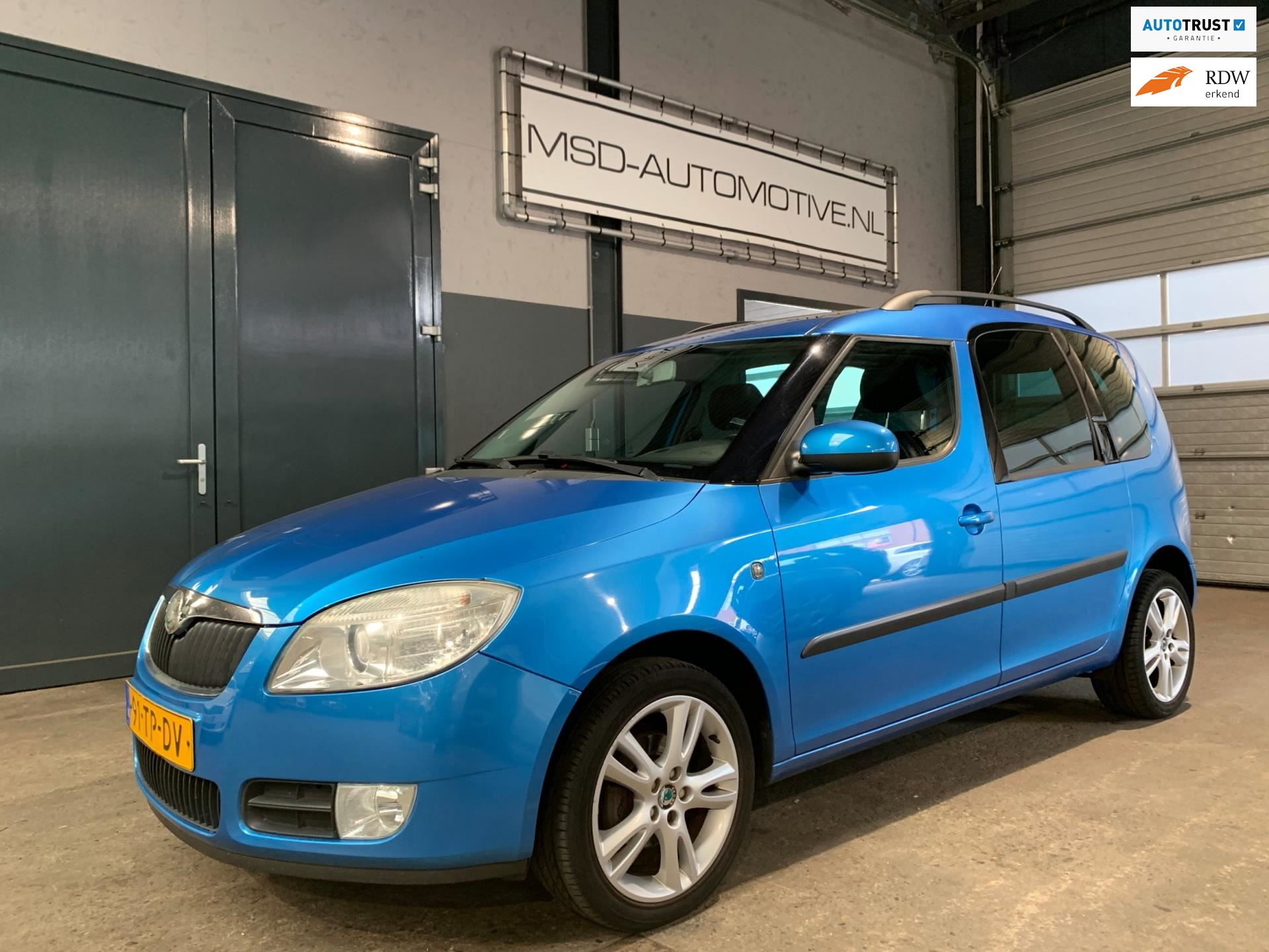 Skoda Roomster occasion - MSD Automotive