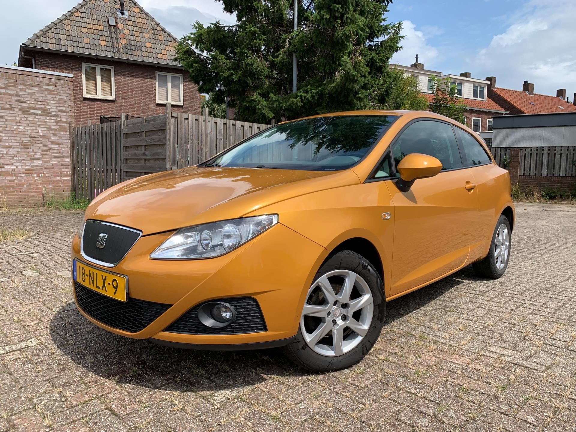 Seat Ibiza SC occasion - Joris Automotive
