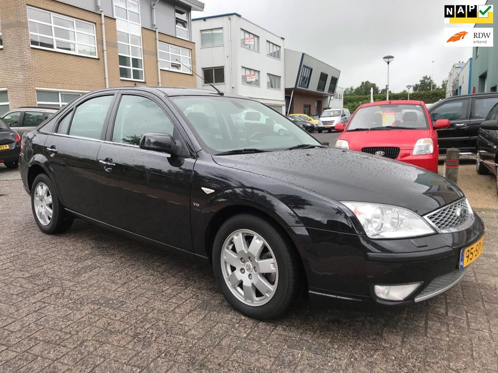 Ford Mondeo occasion - Koren Cars