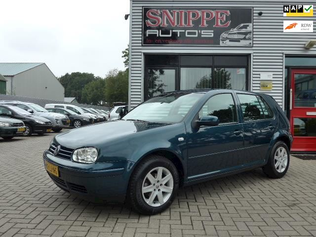 Volkswagen Golf 1.4-16V Oxford -AIRCO-LMV-TREKHAAK-5DRS-