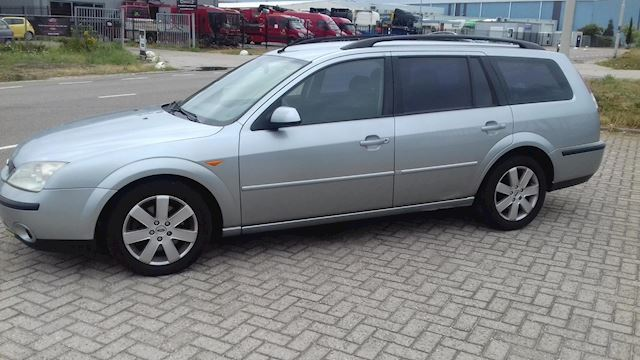 Ford Mondeo Wagon 2.0 TDCi Collection
