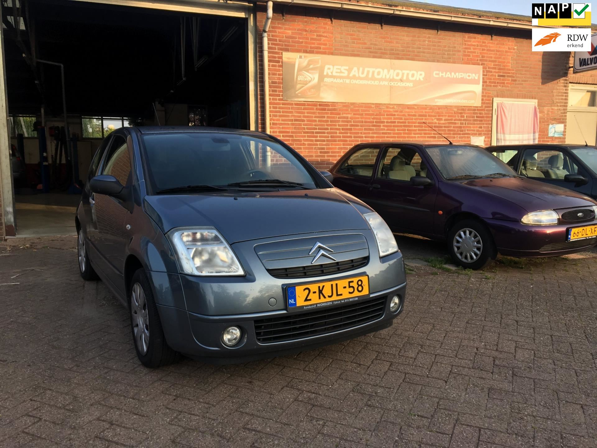 Citroen C2 occasion - RESAUTOMOTOR
