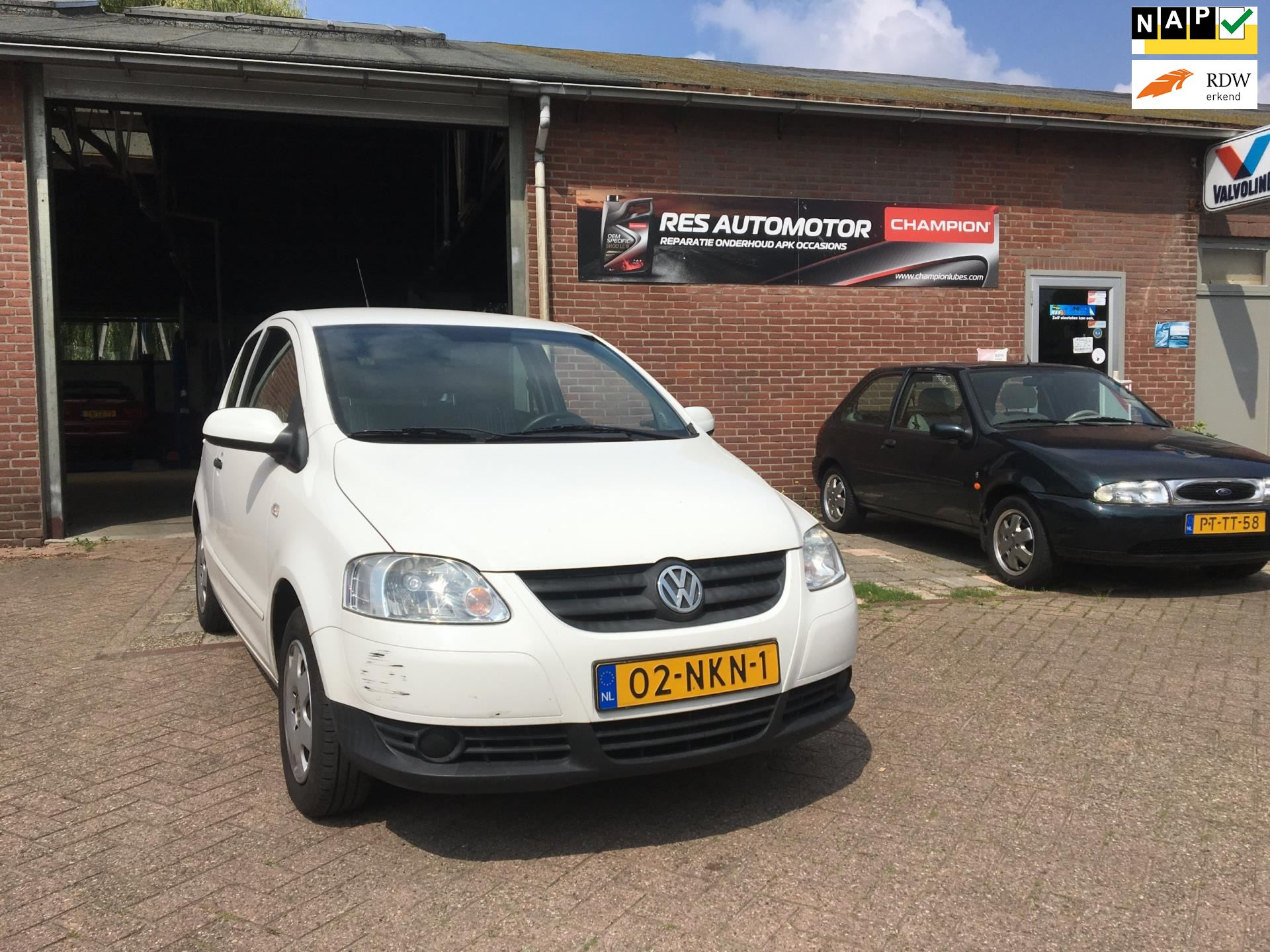 Volkswagen Fox occasion - RESAUTOMOTOR