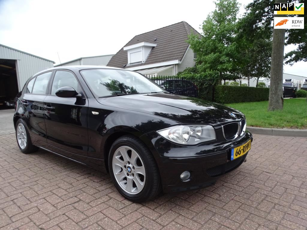 BMW 1-serie occasion - Calimero Cars