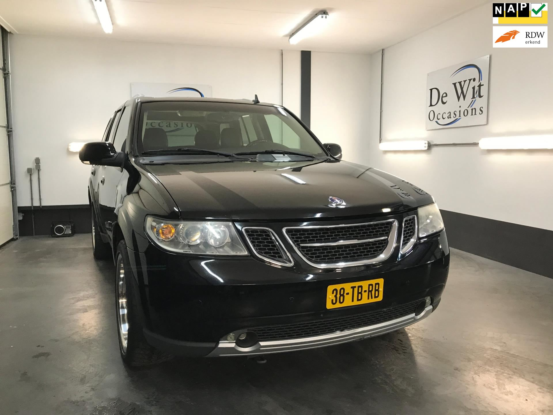 Saab 9-7X occasion - De Wit Occasions