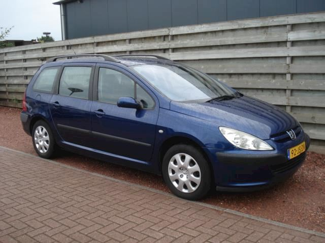 Peugeot 307 Break 1.4 XS Climatronic