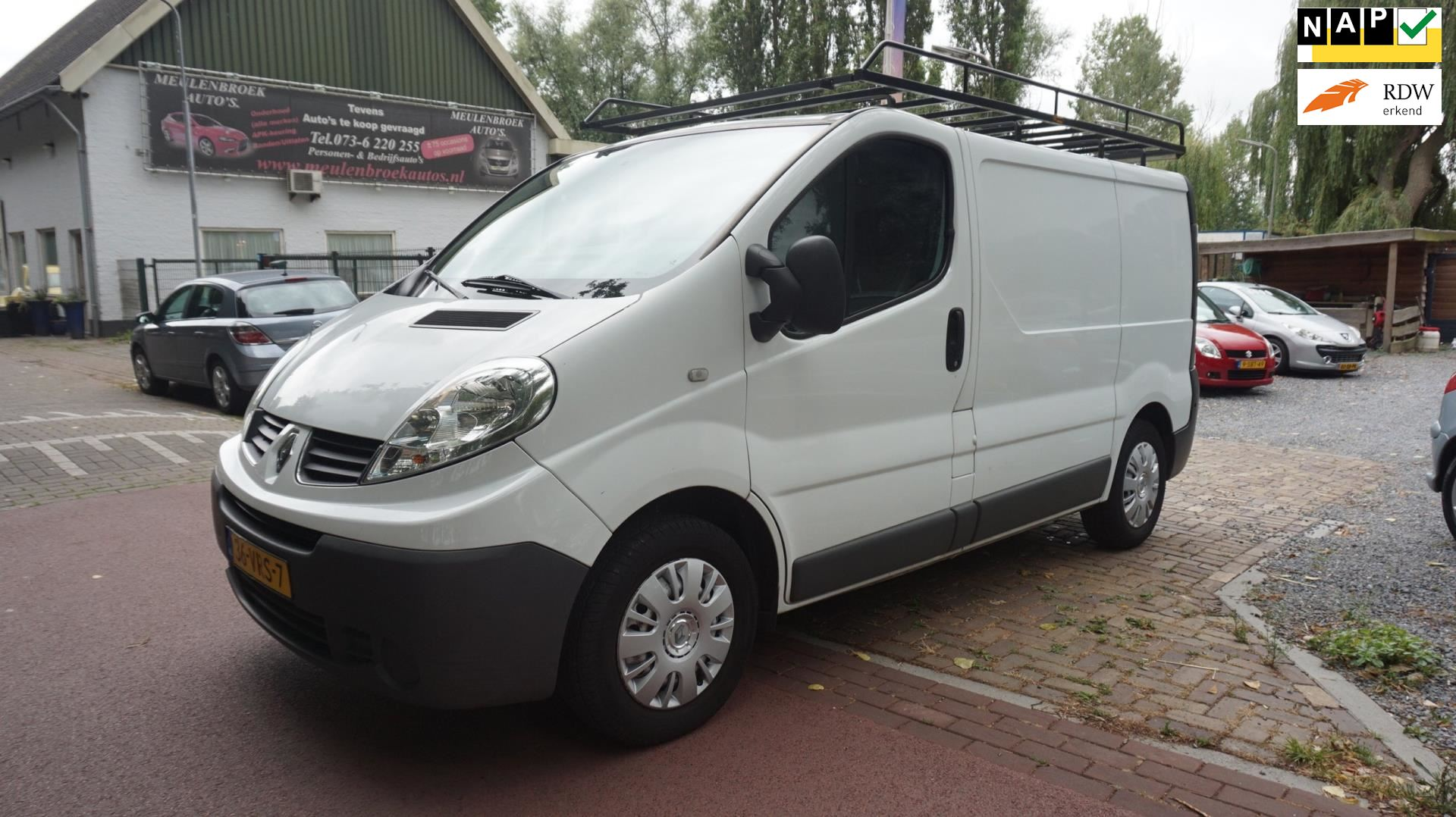 Renault Trafic occasion - Meulenbroek Auto's