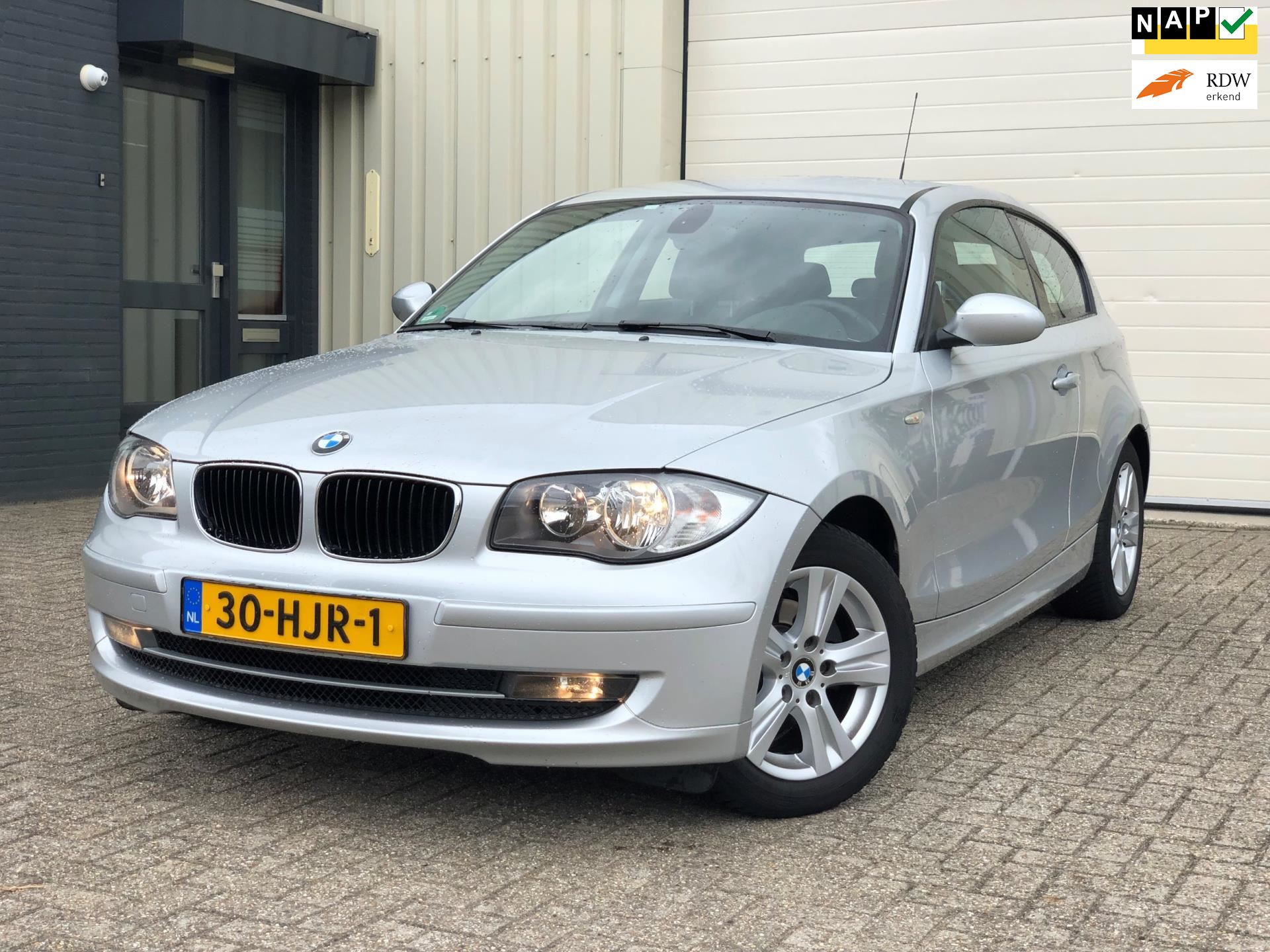BMW 1-serie occasion - Ultimate Auto's