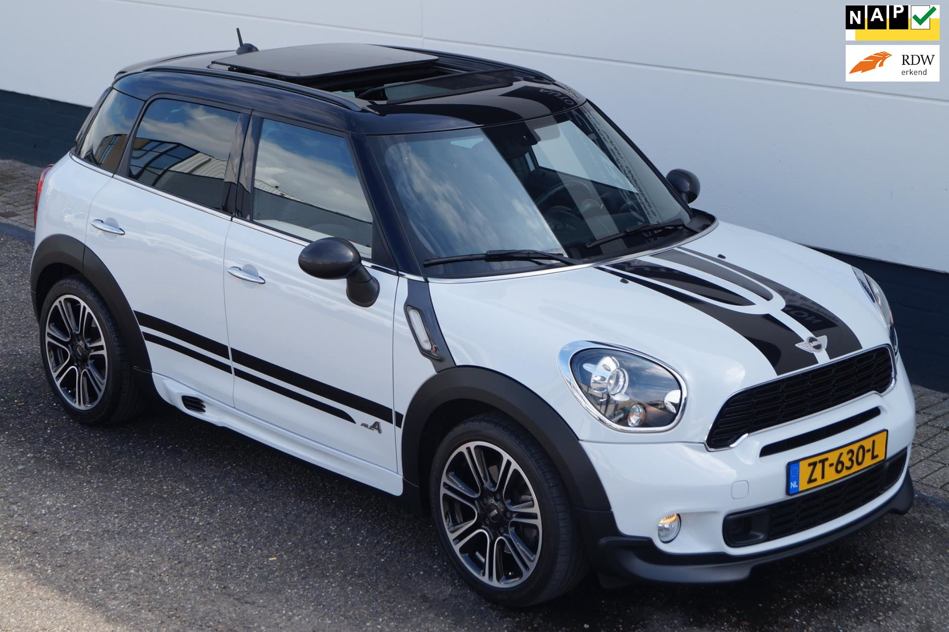 Mini Countryman occasion - CARRION
