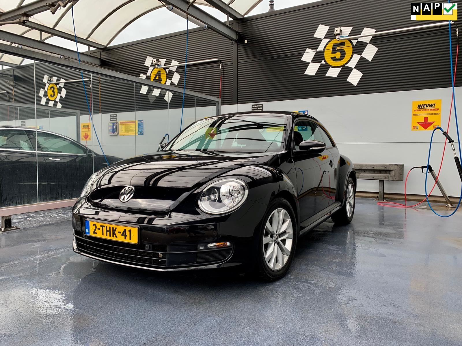 Volkswagen Beetle occasion - Pitstop Car Trading