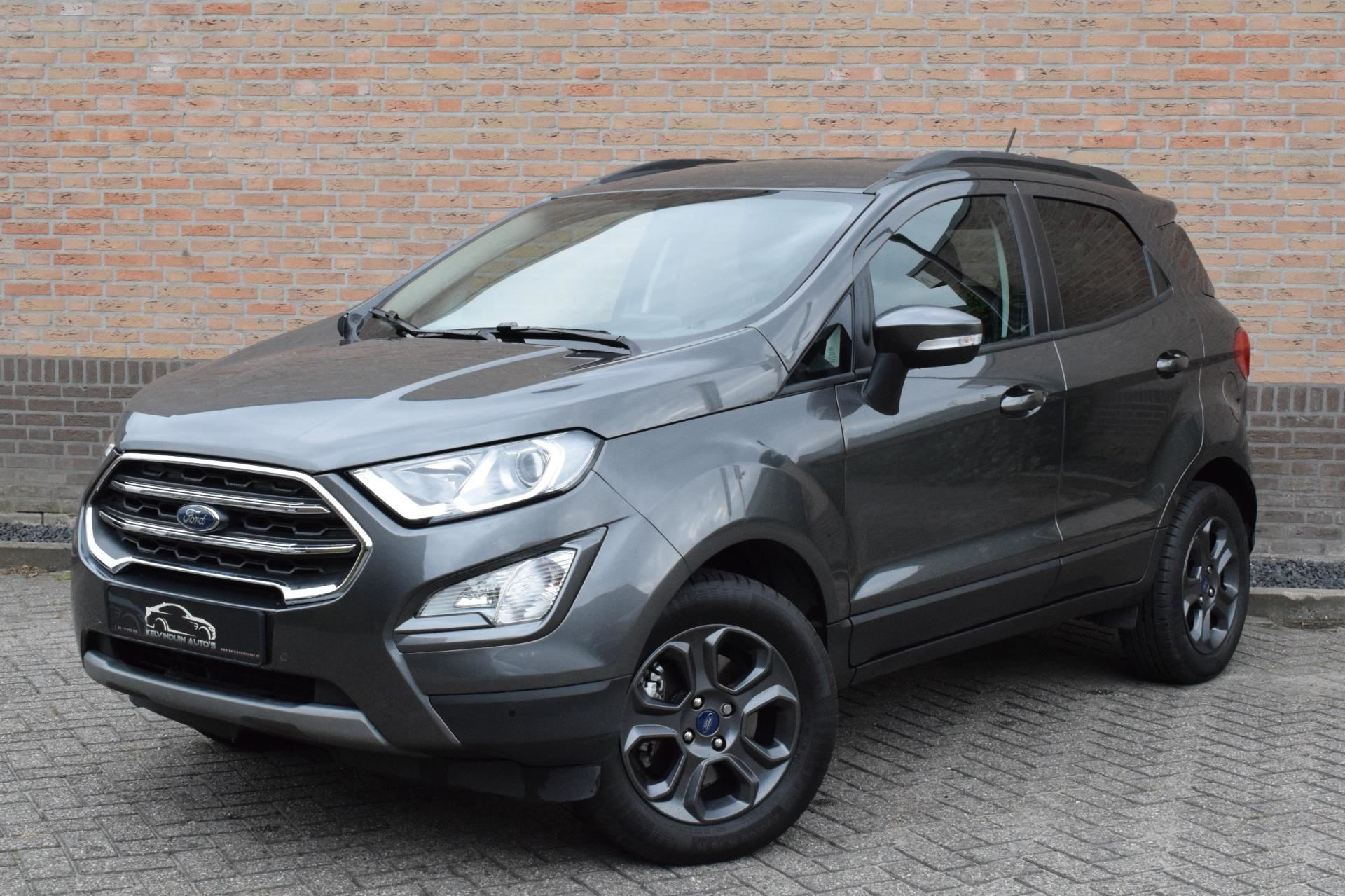 Ford EcoSport occasion - Kelvin Duin Auto's