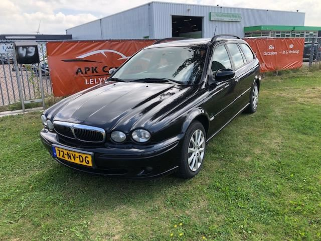 Jaguar X-type Estate occasion - Apk Centrum Lelystad B.V.