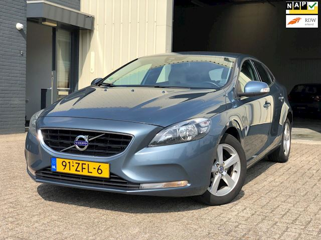 Volvo V40 1.6 D2 Kinetic 1e EIGEN VOL DEALER ONDERH NAP PDC LEDER