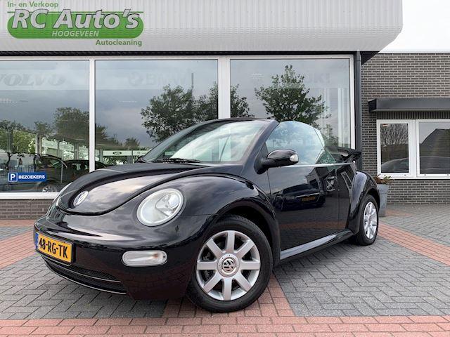 Volkswagen New Beetle Cabriolet 1.6 Turijn Comfort AIRCO-LMV-CRUISE