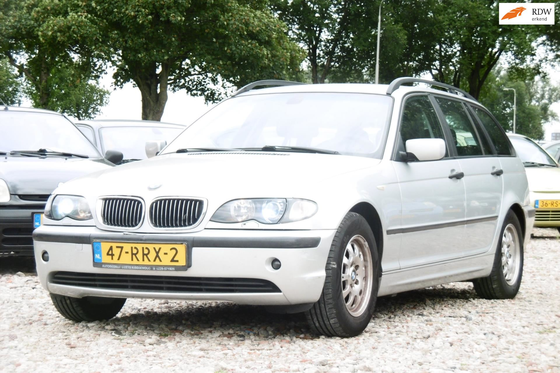BMW 3-serie Touring occasion - Dunant Cars