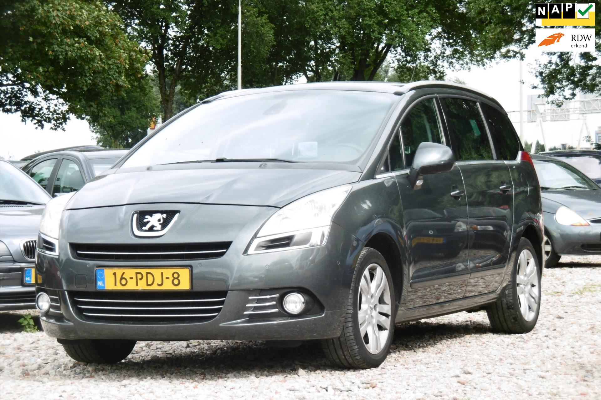 Peugeot 5008 occasion - Dunant Cars
