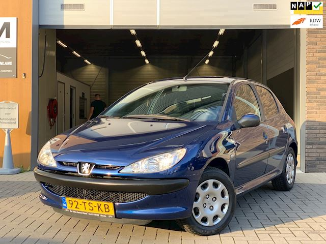 Peugeot 206 1.4 One-line  airco