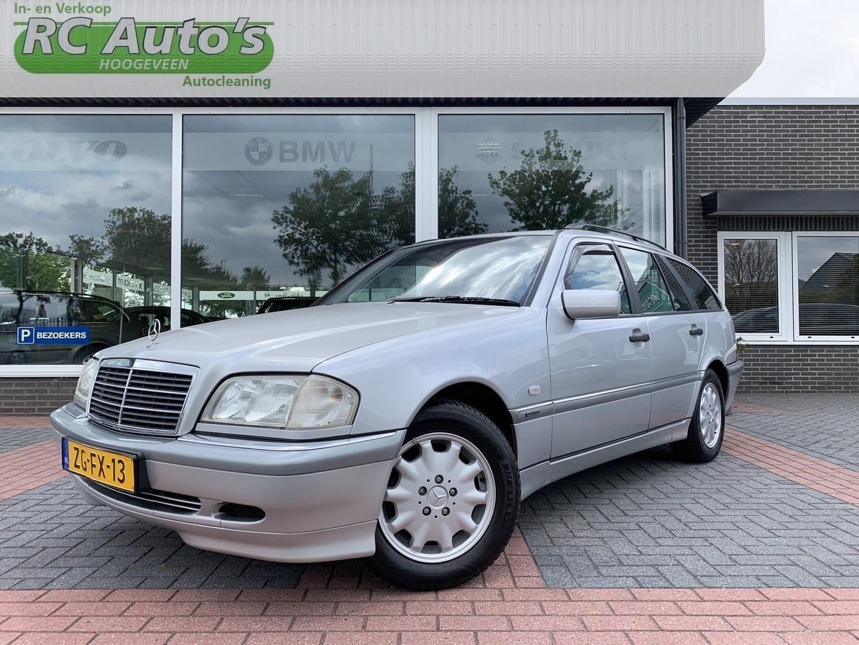 Mercedes-Benz C-klasse Combi occasion - RC Auto's Hoogeveen