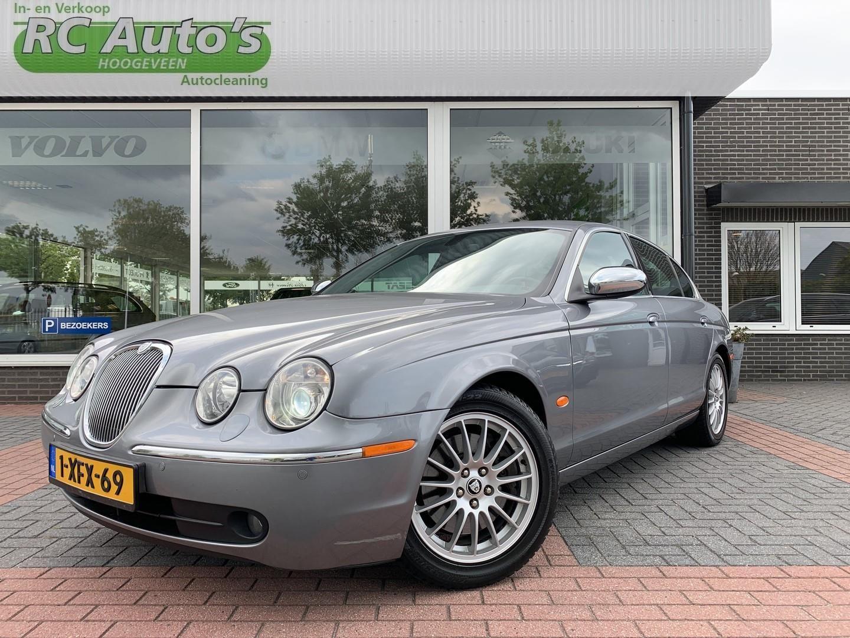 Jaguar S-type occasion - RC Auto's Hoogeveen