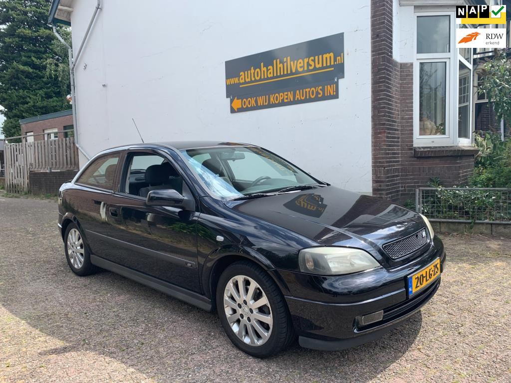 Opel Astra occasion - Autohal Hilversum