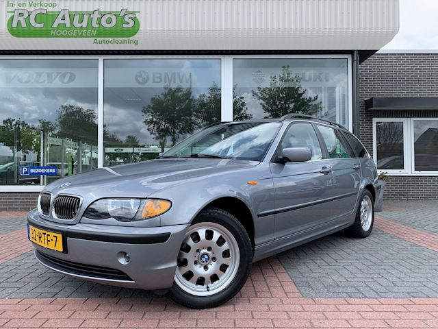 BMW 3-serie Touring 325xi AUTOMAAT-4X4-YOUNGTIME-NIEUWSTAAT!