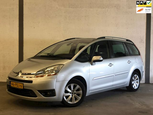Citroen Grand C4 Picasso 1.6 VTi Business 7p. 7-Pers, Navi, Clima, Cruise, Dealer Onderhouden !!