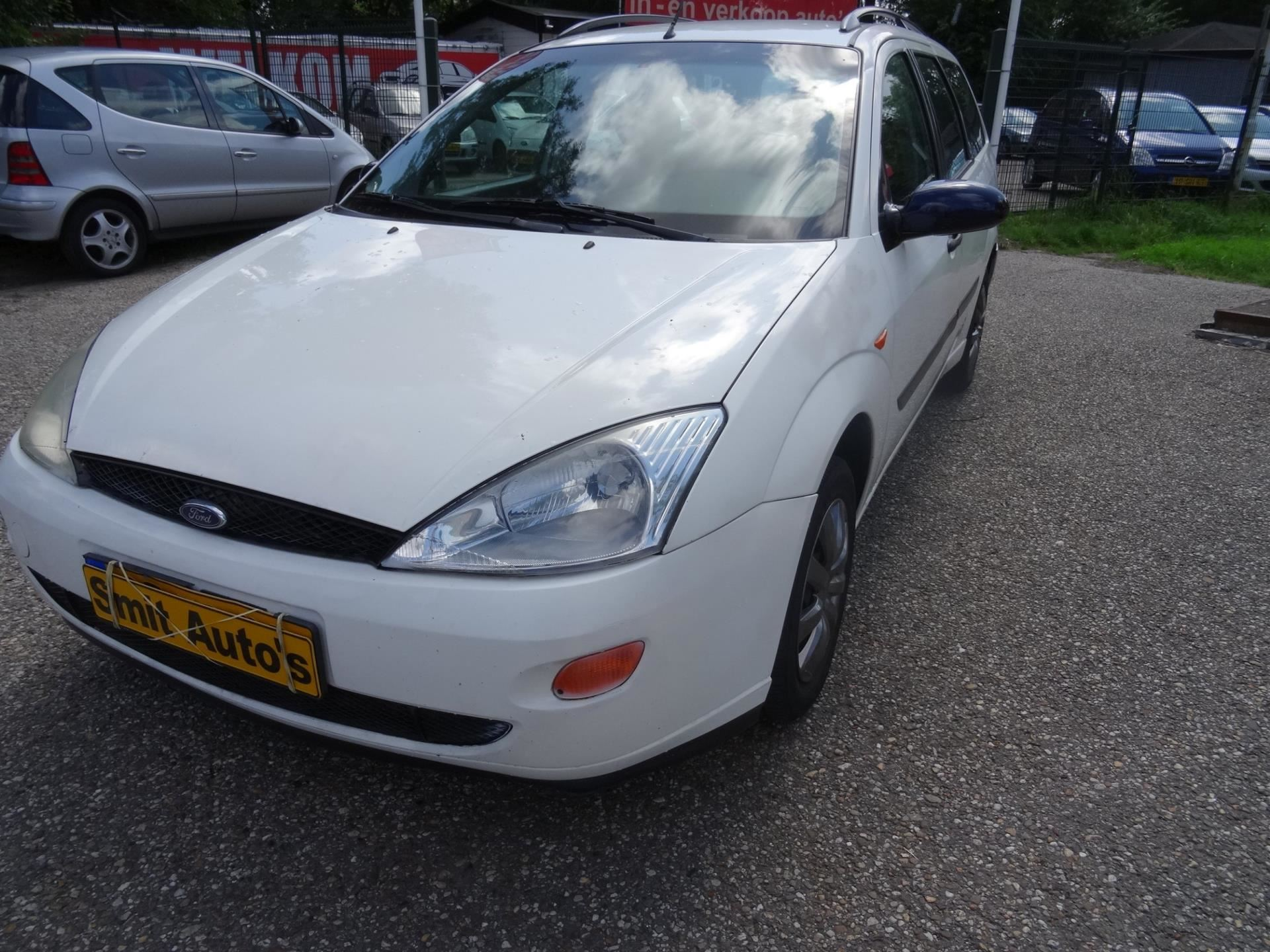 Ford Focus Wagon occasion - Auto Smit