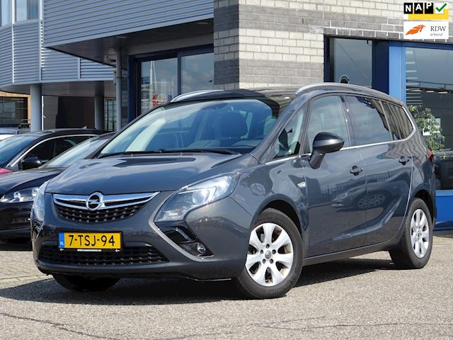 Opel Zafira Tourer 1.4 Business+ FULL-MAP NAVI AC PDC V+A LMV MULTI-STUUR CRUISE-CONTROLE CHROOM-RAIL