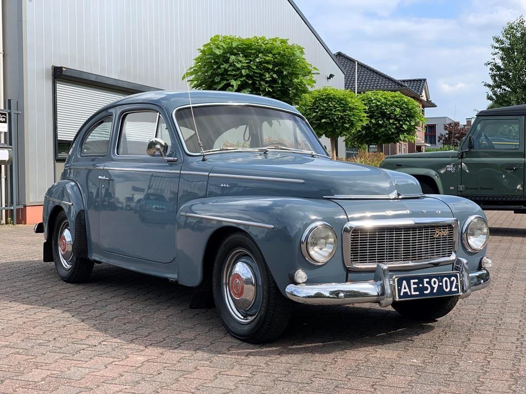 Volvo PV 544 C occasion - Gerard Kramer Klassiekers