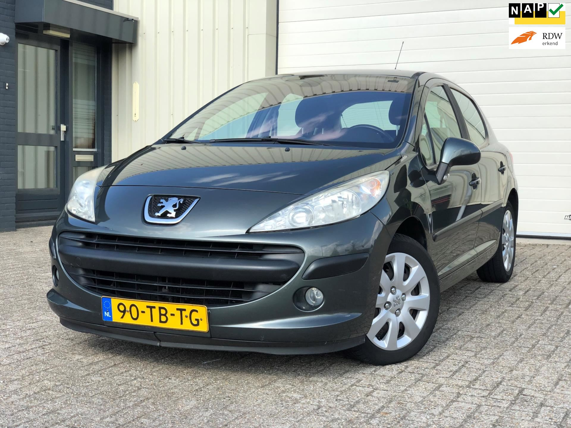 Peugeot 207 occasion - Ultimate Auto's