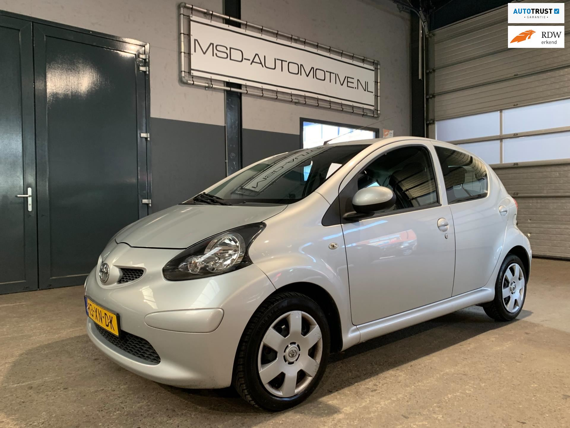 Toyota Aygo occasion - MSD Automotive