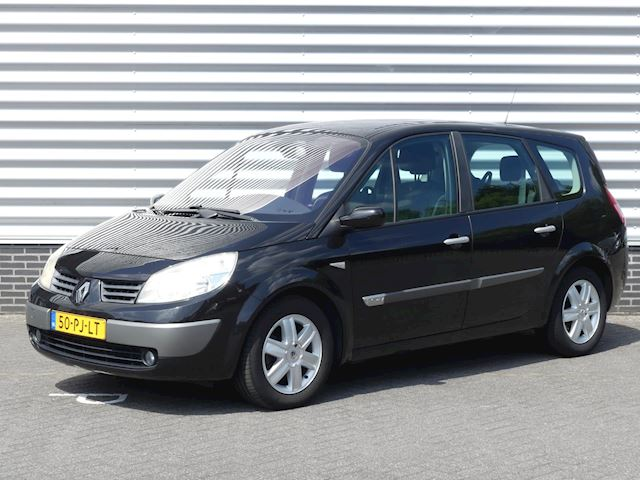 Renault Grand Scénic 2.0-16V Expression Luxe