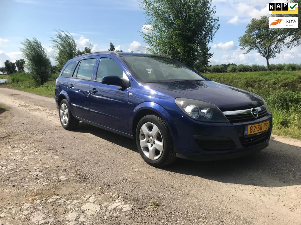 Opel Astra Wagon occasion - Duizendstra Automotive
