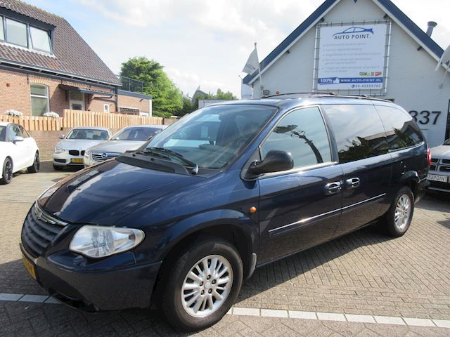 Chrysler Grand Voyager 2.8 CRD SE Luxe ?export /stow en go persoons full option