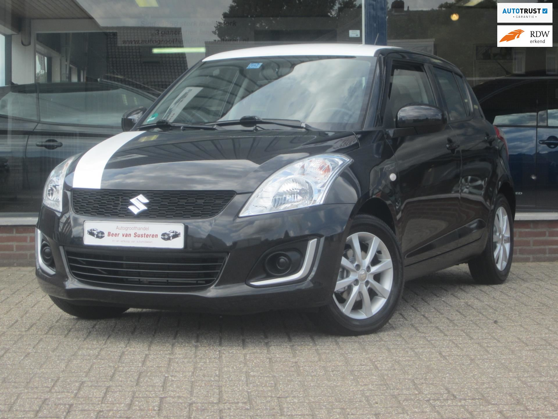 Suzuki Swift occasion - Beer van Susteren