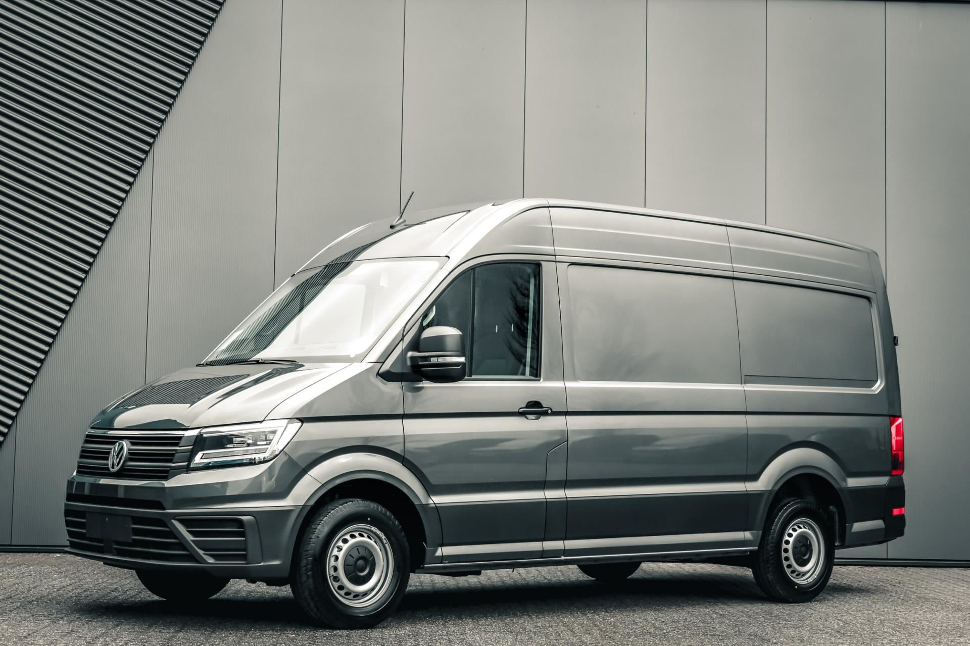 Volkswagen Crafter occasion - Jan Blonk Auto's