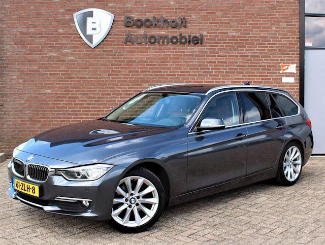 BMW 3-serie Touring 320d 184 PK Luxury VOL! Sportstoelen Harman-Kardon Trekhaak