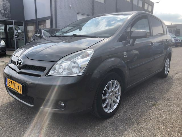 Toyota Corolla Verso 1.6 VVT-i Sol *CLIMA/NAP/5-PERSOONS*