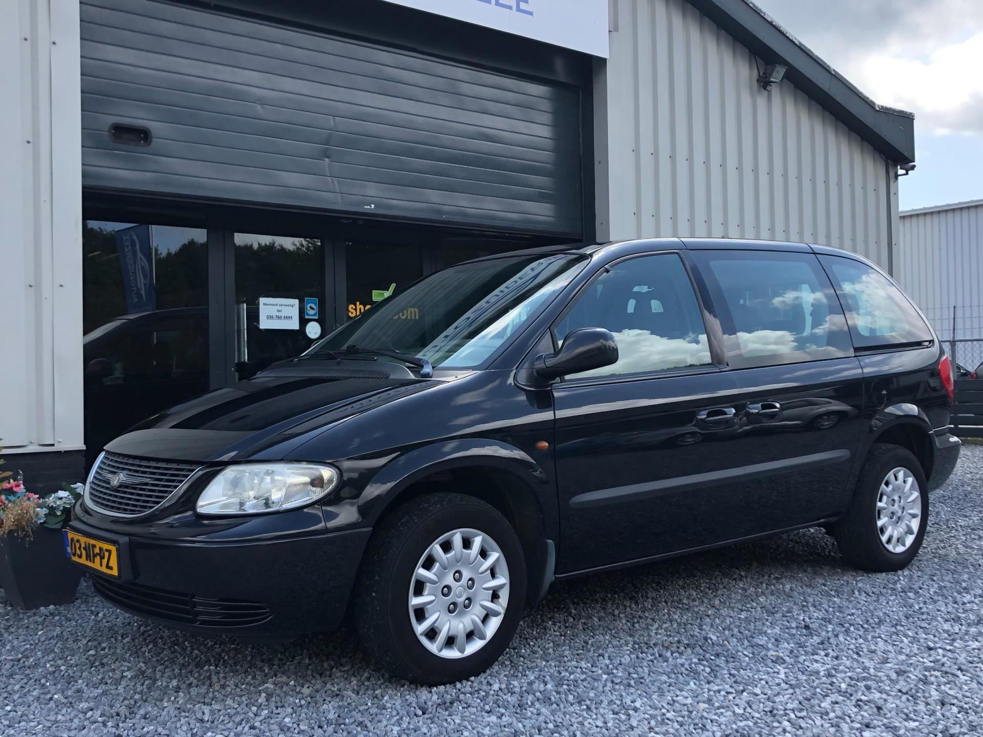 Chrysler Grand Voyager occasion - Auto Zuiderzee