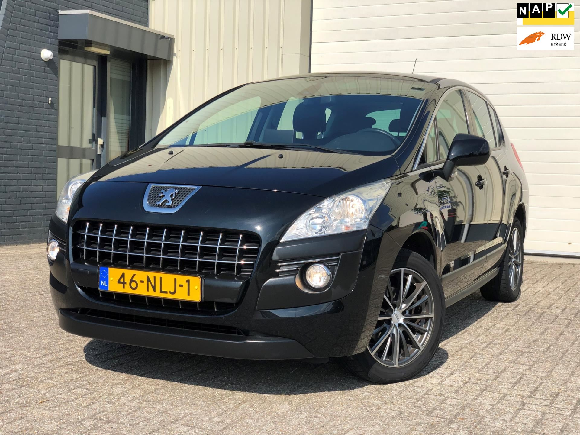 Peugeot 3008 occasion - Ultimate Auto's
