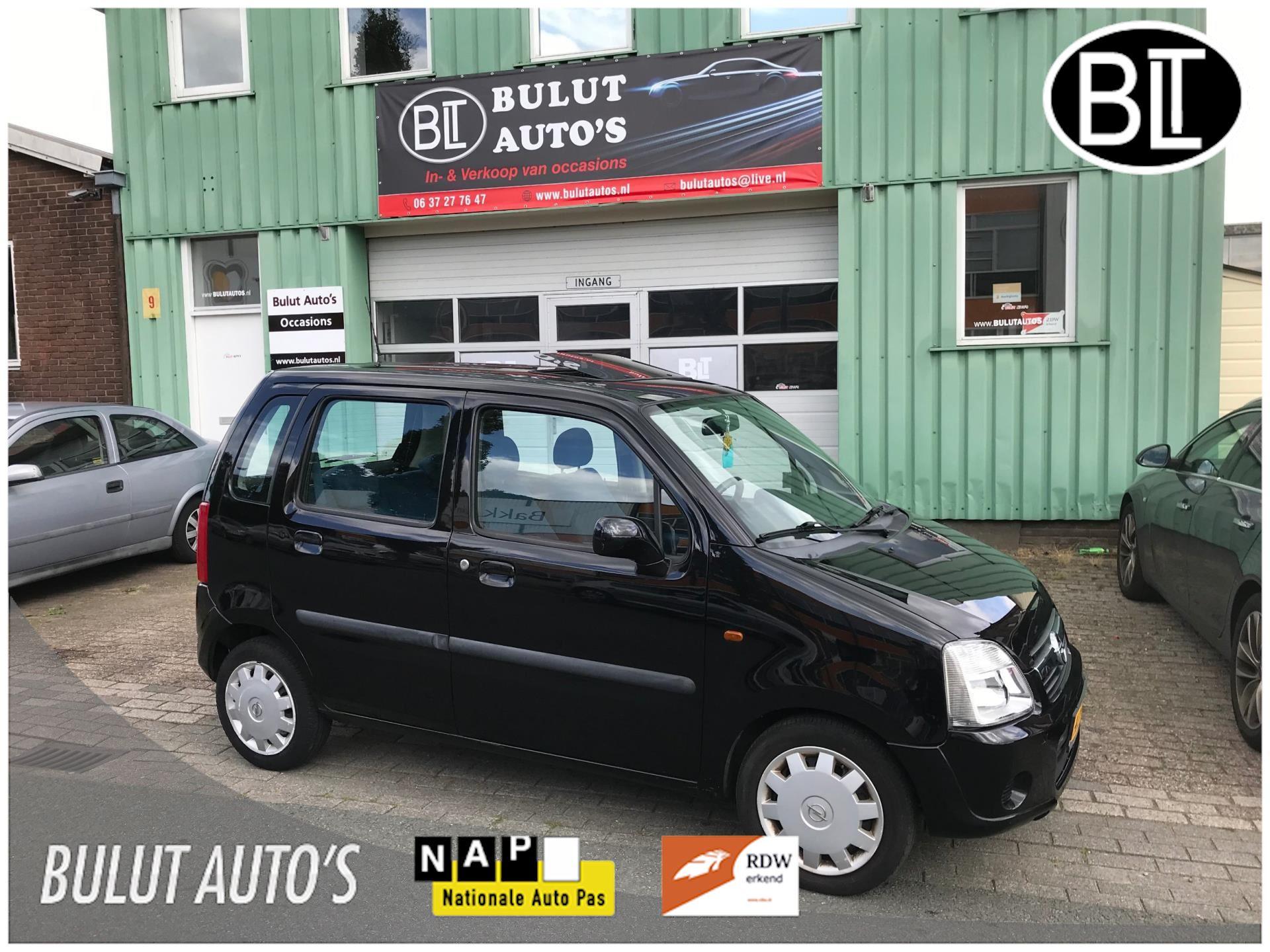 Opel Agila occasion - Bulut Auto's