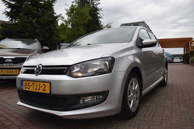 Volkswagen Polo 1.2 TDI BlueMotion Comfortline 5DRS/AIRCO/CRUISE/PDC/NWE APK /NETTE STAAT!