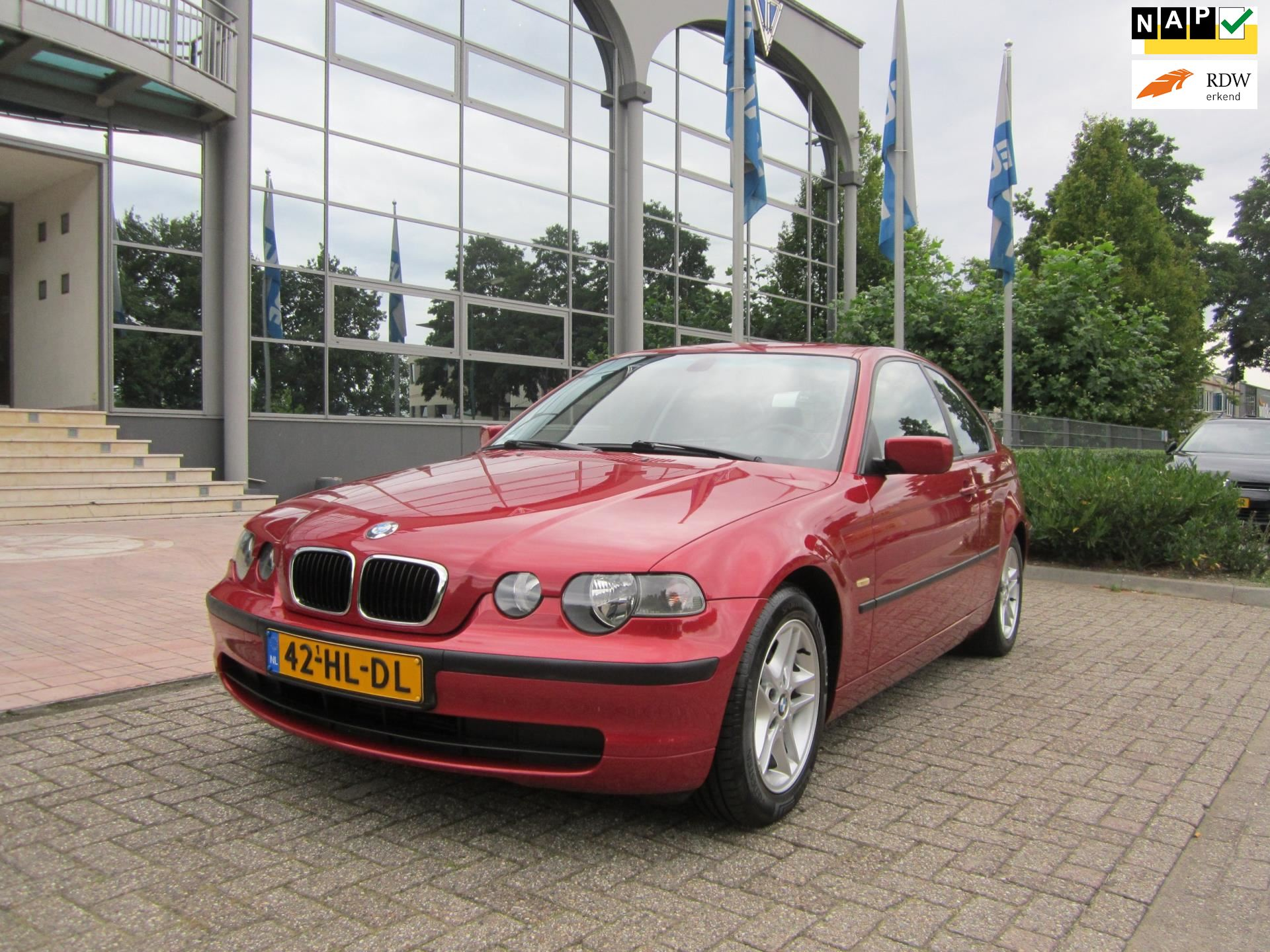 BMW 3-serie Compact occasion - HG Auto's