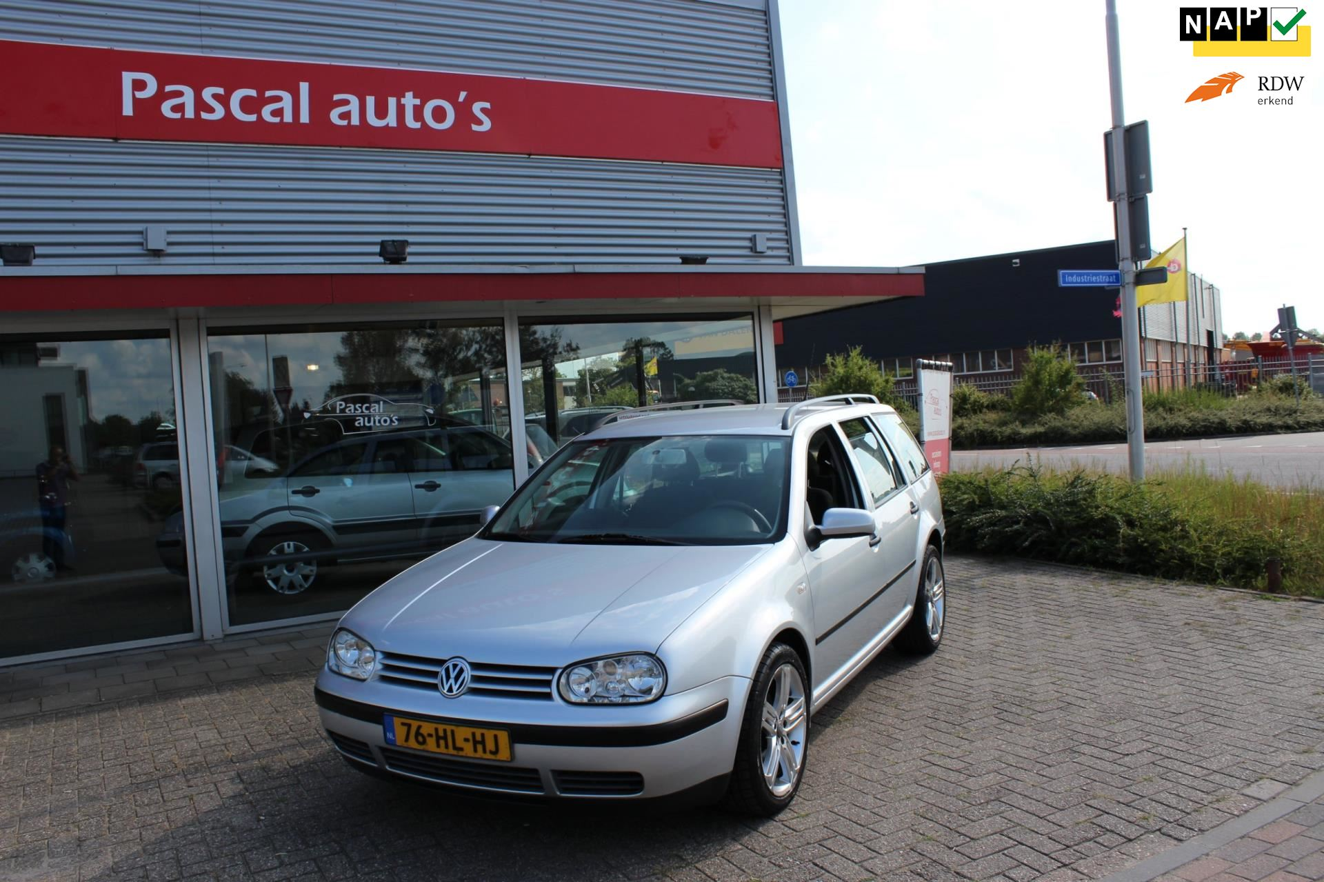 Volkswagen Golf Variant occasion - Pascal Auto's