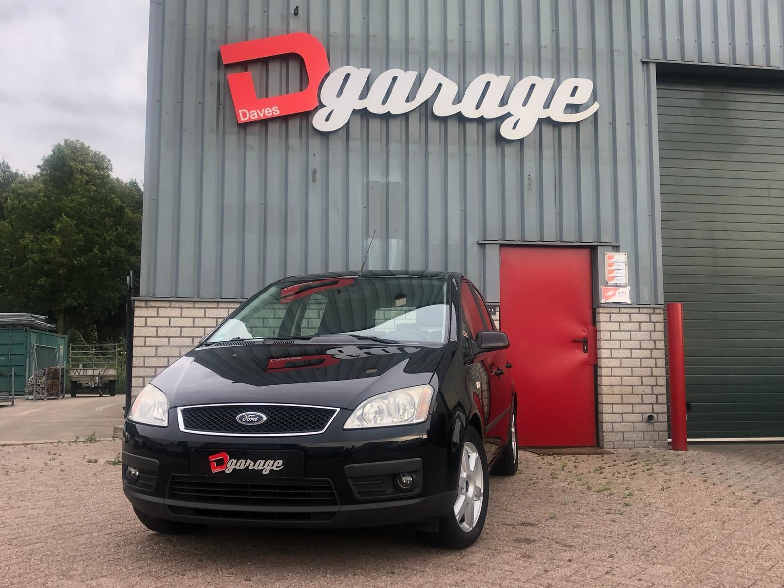 Ford Focus C-Max occasion - Dave's Garage