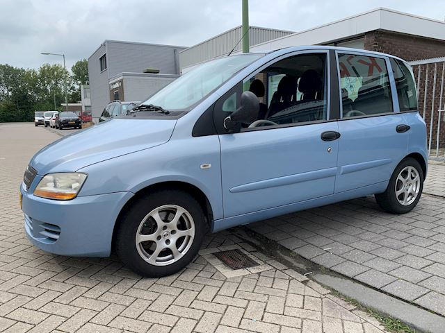 Fiat Multipla 1.6-16V Family Edition