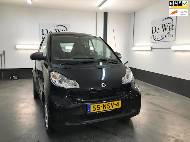 Smart Fortwo coupé 1.0 mhd Pure incl. AIRCO.!! NWE APK/GARANTIE !!