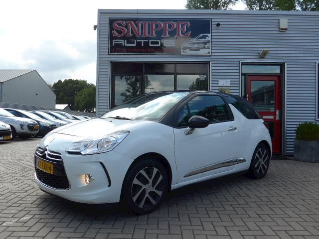Citroen DS3 1.6 e-HDi So Chic airco,cruise 93 PK! Nette Auto