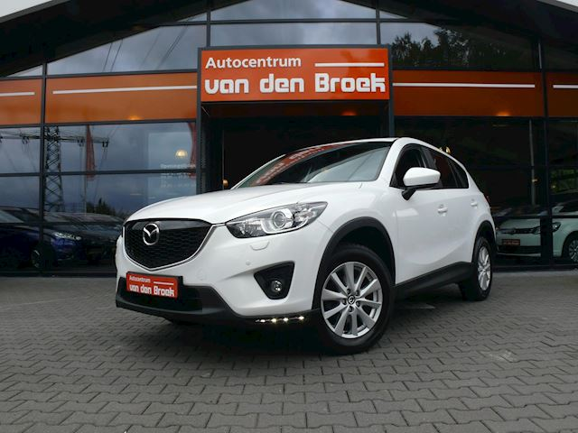 Mazda CX-5 2.0 TS+ Lease Pack 2WD Navi Xenon Climate Cruise Ctr Stoelverwarming Pdc V+A